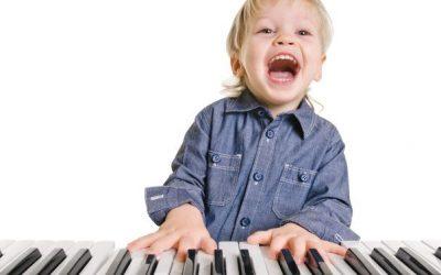 شروع موسیقی از کودکی